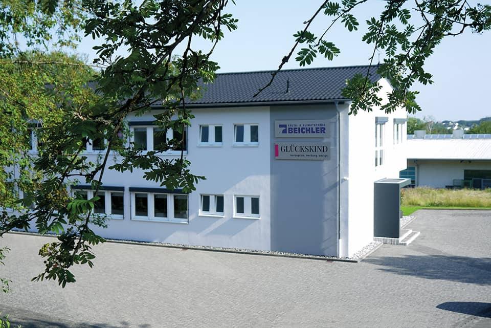 Gebäudeaufnahme Beichler Kälte- & Klimatechnik GmbH